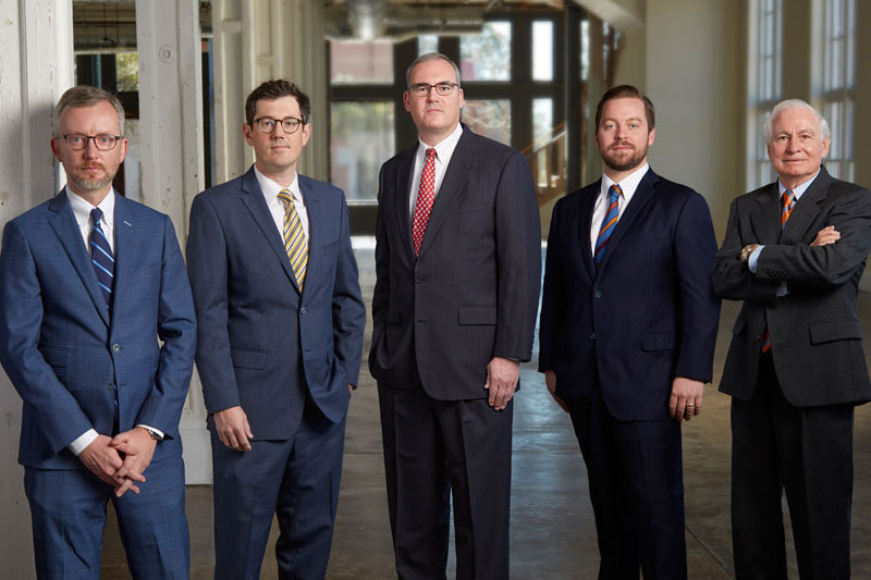 Experienced litigators form the firm of Richardson, Thomas, Haltiwanger, Moore & Lewis